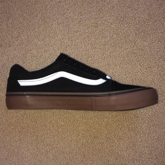 Vans Shoes | Mens Vans Old Skool Pro